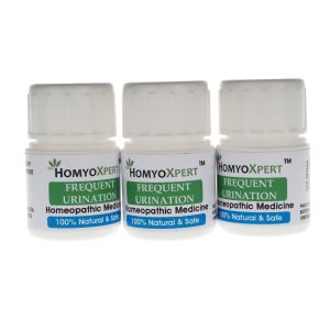 Buy Homyoxpert Frequent Urination Homeopathic Medicine For One Month online