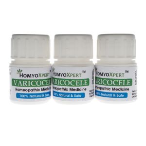 Buy Homyoxpert Varicocele Homeopathic Medicine For One Month online