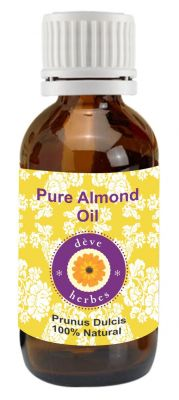 Buy Pure Almond Oil 50ml (prunus Dulcis) 100% Natural Cold Pressed online