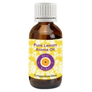 Buy Pure Lemon Aroma Oil - 30ml online