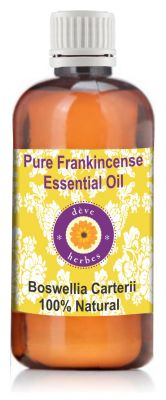 Buy Pure Frankincense Essential Oil 100ml (boswellia Carterii)100 Percent Pure & Natural online