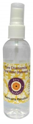 Buy Natural Chamomile Floral Water (hydrosol) 100ml - Matricaria Recutica online