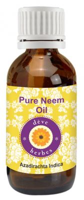 Buy Pure Neem Oil 50ml (azadirachta Indica) 100 Percent Natural Cold Pressed online