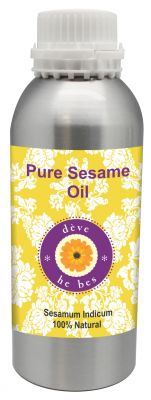 Buy Pure Sesame Oil 300ml - Sesamum Indicum 100% Natural Cold Pressed online
