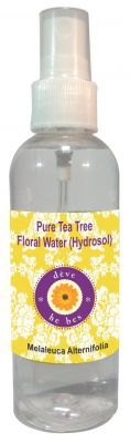 Buy Natural Tea Tree Floral Water (hydrosol) 100ml - Melaleuca Alternifolia online