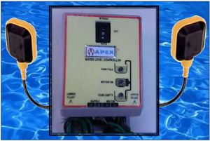 Buy Apex Automatic Water Pump Controller 230 V For Lower And Upper Tank online