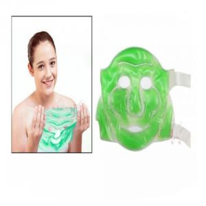 Buy Deemark Aloe Vera Cool Face Mask With Eye Mask online