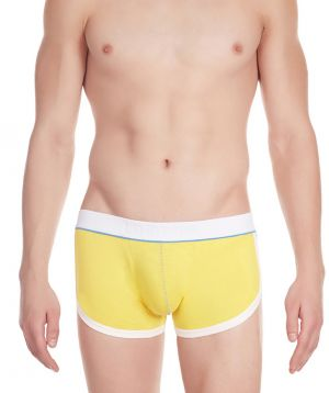 Buy La Intimo - Retro Look Boxer Yellow For Men - Libo001ywz online