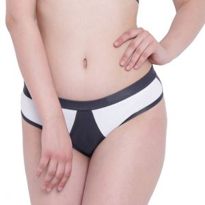 Buy La Intimo Black Mermaid White Panty online