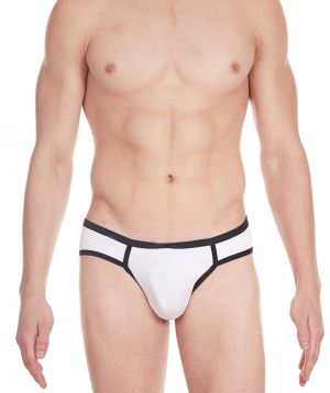 Buy La Intimo - Archaic Brief White For Men - Lisl018wez online