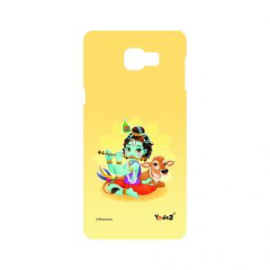Buy Yedaz Mobile Back Cover For Samsung A9 PRO online