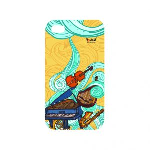 Buy Yedaz Mobile Back Cover For Iphone 5 online