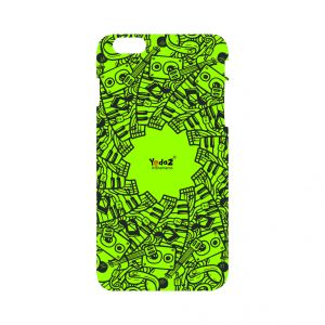 Buy Yedaz Mobile Back Cover For Iphone 6 Plus online
