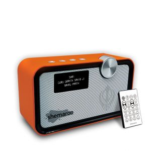 Buy Shemaroo Amrit Bani Bluetooth Speaker (saffron) online
