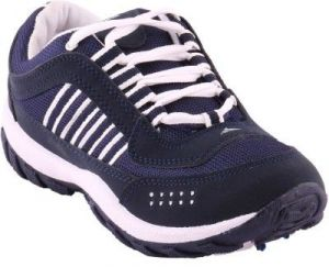 Buy Champs N.blue & White Sports/running/gym/casual Shoe For Men's online