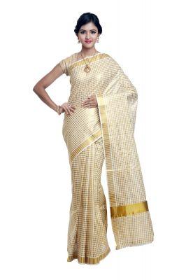 Buy Sudarshan Silks Multicolor Cotton Saree Sp_ajs1030 online