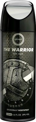 Buy Armaf The Warrior Deodorant Spray - 200 Ml (for Men) online