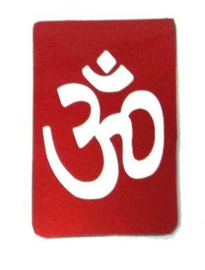 Buy Om Urja Symbol In High Quality Magnetic Sticker online