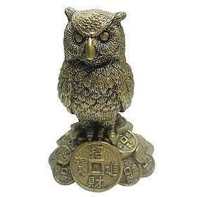 Buy Feng Shui Owl A Symbol Of Wisdom And Protection From Evil Owl Bird Figure online
