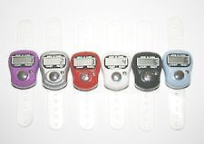 Buy Mini Hand Tally Counter Finger Ring Digital Electronic Head Count Japa Counter online