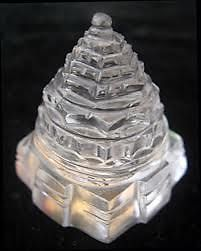 Buy Sphatik Shree Yantra (crystal) Sphetik Shree Yantra Vastu Astrology online