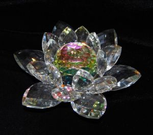 Buy crystal lotus big lotus fengshui lotus flower feng shui vastu buy crystal lotus big lotus fengshui lotus flower feng shui vastu kamal online best prices in india rediff shopping mightylinksfo Image collections