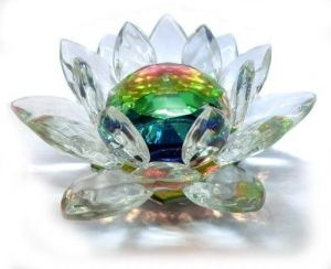 Buy Crystal Lotus ( Mini ) online