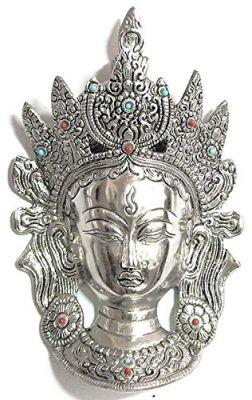 Buy Tibetan Tara Devi Head Wall Hanging online