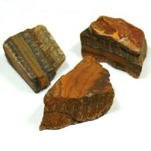 Buy Tiger Eye Stone / Crystal Rough ( Crystal Healing ) online