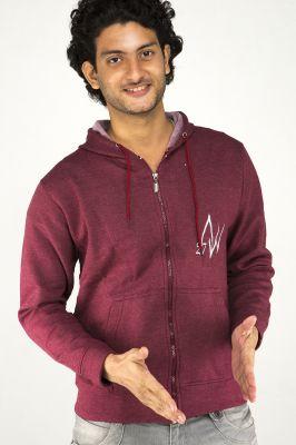 Buy 27ashwood Maroon Pullover online