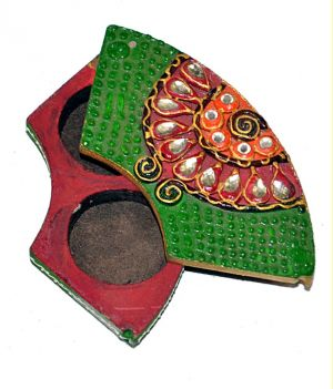 Buy Chitrahandicraft Decorative Chopra 7 online
