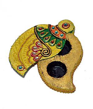 Buy Chitrahandicraft Decorative Chopra 4 online