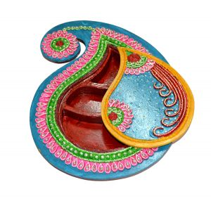 Buy Chitra Handicraft Dry Fruit Box 4 from Rajasthan online