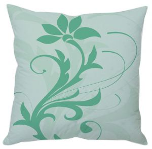 Buy Green Vine Art Cushion Cover online