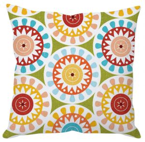 Buy Circle Abstract Cushion Cover online