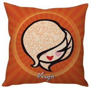 Buy Stybuzz Virgo Zodiac Cushion Cover online
