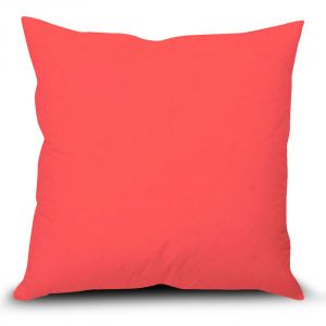 Buy Stybuzz Pink Solid Cushion Cover online