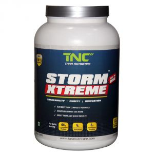 Buy Tara Nutricare - Storm Xtreme Protein Blend In Srawberry Flavour online
