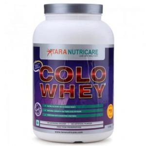 Buy Tara Nutricare - Colo Whey Protein Blend In Chocolate Flavour online