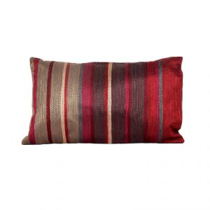 Buy Fabulloso Aari Embroidered Cushion Cover Dark online