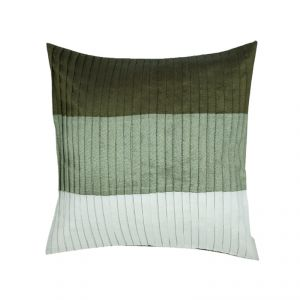 Buy Fabulloso Silk Pleats Cushion Cover online