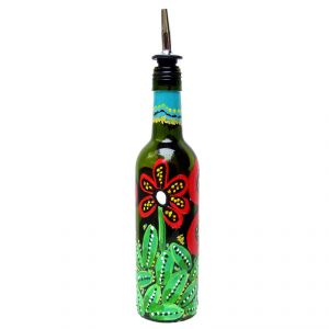 Buy Fabulloso Big Red Flower Oil Dispenser online