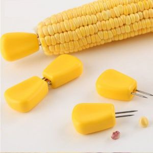 Buy Anya Creative Fruit Corn Holder Personalized Food Fork online