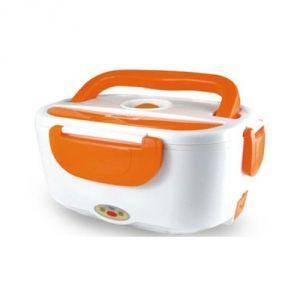 Buy Portable Electric Heatable Lunch Box With Spoon online