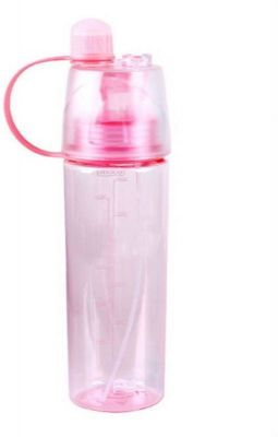 Buy Shrih Water Mist Spray Pink Water Bottle 400 Ml online
