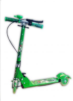 Buy Kids Alloy Foldable 3 Wheel Scooter, From Wholesaler online