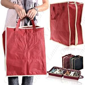 Buy Shoe Tote The Perfect Shoe Organiser Shoes Rack Bag online