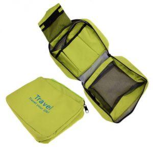 260adf4924 Buy Ladies Mens Wash Zipper Bag Travel Bag Toiletries Makeup Organizer Bag  Hang online