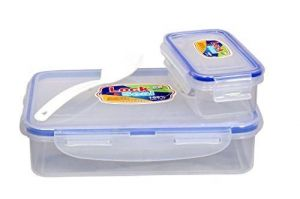 Buy Ski Homeware Lock & Seal Lunch Box (1000Ml) online