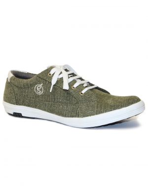 Buy Guava Olive Green Durable Fabric Men